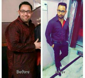How a busy businessman lost 25 kgs in 10 months
